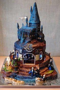 ✿♥♥✿ médiéval ♥ gâteau château médiéval ✿♥♥✿