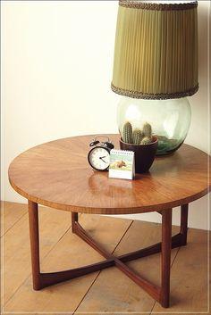 Vintage Mid century G Plan Teak  coffee table danish design 60s/70s