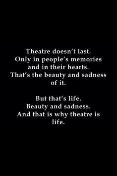 300 Best Passion For Theatre Images Theatre Theatre Quotes Acting Quotes