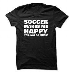Soccer Makes Me Happy