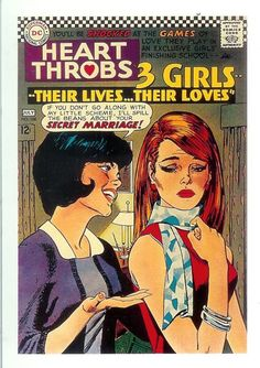 USA - Z - DC Comics Heart Throbs