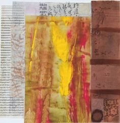 "Saatchi Art Artist Joan Schulze; Collage, ""Haiku 121"" #art"