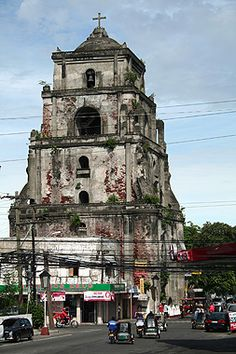 One of the highlights of my recent visit to the Philippines was discovering the country's beautiful old churches. Filipino Architecture, Philippine Architecture, Church Architecture, Baguio City, Cebu City, Tourist Places, Vacation Places, Philippines Destinations, Ilocos