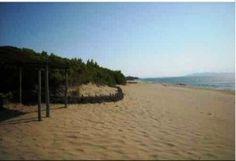 Пляж в Роккамаре- Кастильоне-делла-Пескайя