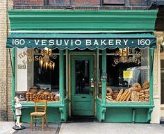"""Bäckerei """"Vesuvio"""" finden Besucher in der Price Street (nahe der Thompson Street)"""