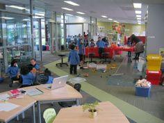 Thinkalot: Modern Learning Environments - Some more benefits Sarah Martin's Blog (Principal of Stonefield School)