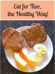 Healthy snack ideas for pregnancy