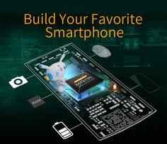 Учавствуйте в создании нового смартфона от iOcean!