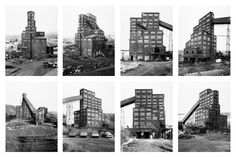 Hilla and Bernd exhibition/ The New Topographics: Photographs from a Man-Altered Landscape Urban Landscape, Landscape Photos, Bernd Und Hilla Becher, New Topographics, Industrial Architecture, Documentary Photographers, Traditional Landscape, Urban Life, Landscape Photographers