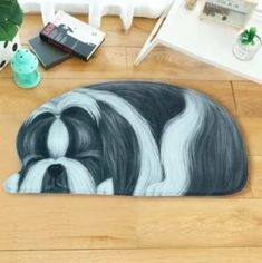 Now you can look at your Shih Tzu baby sleep all day. Made of polyester, available in two sizes - Small and Medium. Home Carpet, Carpet Sale, Rugs On Carpet, Baby Sleeping All Day, Sleeping Dogs, Tapestry Bedding, Hallway Flooring, Dog Area, Floor Workouts