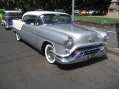 1954 Oldsmobile 88 Hardtop Coupe