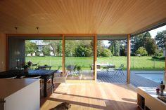Küche/Essen : Moderne Esszimmer von schroetter-lenzi Architekten