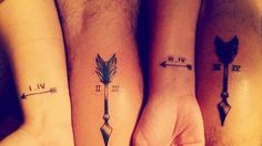 19 Sibling Tattoos You'll Still Appreciate Even When Your Brothers and Sisters Drive You Insane   Bustle: