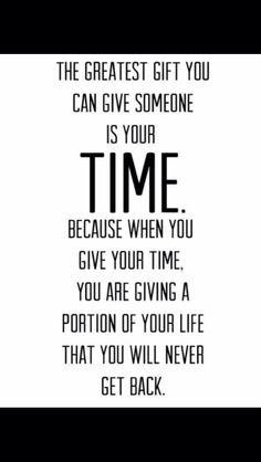 El mejor presente es el momento