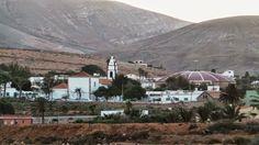 CANARIAS  FOTOS   Canary Islands Photos: Vista de la Iglesia de Tetir en Fuerteventura