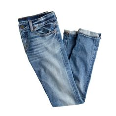 <3 these selvedge toothpick jeans