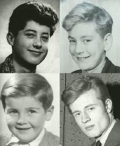 Jimmy Page, John Bonham, Robert Plant e John Paul Jones: a infância e adolescência dos integrantes do Led Zeppelin, uma das bandas lendárias do rock'n'roll. Veja mais em: http://semioticas1.blogspot.com.br/2012/04/na-trilha-do-led-zeppelin.html