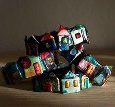 Unique and charming Bracelets - www.lisbethk.dk