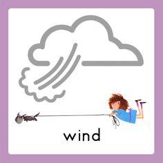 WELKOM weekkalender veel wind