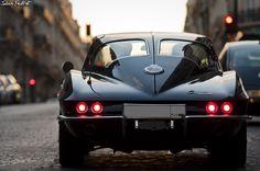 Corvette C2 StingRay Split Window 1963