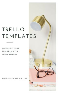 Are you ready to organize your business and streamline your workflows? Organize your business with these 3 Trello boards templates. We love using Trello for business to keep things organized and to help our team work more efficiently. #trello #trellotemplates #trelloboards #trelloforbusiness