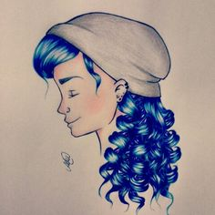 #draw #drawing #desenho #girl #cartoon