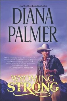Wyoming strong by Diana Palmer.  Click the cover image to check out or request the romance kindle.