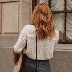 Blessing your feed with this gorgeous wavy blowout. Casual Outfits, Cute Outfits, Fashion Outfits, Womens Fashion, Mode Style, Style Me, Street Style, Look Cool, Well Dressed
