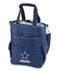 Take a look at this Dallas Cowboys Activo Tote by NFL Game Day: Tailgating Essentials on #zulily today!