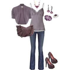 Style: Lavender & Taupe.
