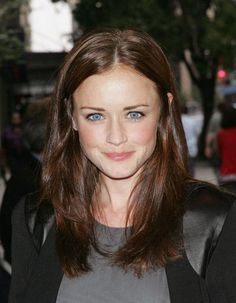 best brown hair color for fair skin and blue eyes - Google Search