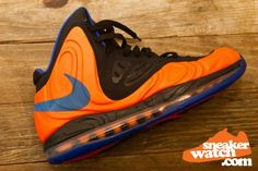 Exclusive! Nike Air Max Hyperposite Amare Stoudemire PE - Detailed Photos | SneakerWatch Mobile