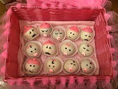 Oreo truffle babies