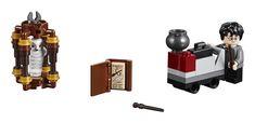 Theme Harry Potter, Lego Harry Potter, Harry Potter Advent Calendar, Hedwig Owl, Lego Clones, Lego Wall, Lego Minifigs, Buy Lego, Lego News