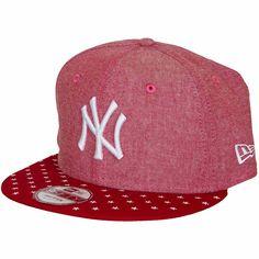 New Era 9FIFTY Snapback Cap Chamstar NY Yankees rot ★★★★★