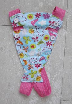 sew bossi: Baby doll carrier tutorial. better
