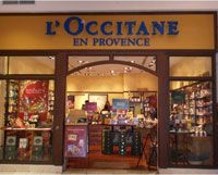 L'OCCITANE en Provence   United States  Thank you for using our acrylic store fixtures to display your wonderful products!
