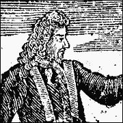 Famous Pirate Charles Vane. * Pirate Charles Vane was an English pirate who preyed upon English and French shipping. His pirate career lasted from 1716 to 1719. His flagship was a brigantine named the Ranger.