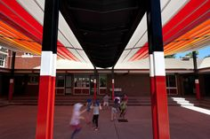 nervegna reed » projects » skipps shade structure