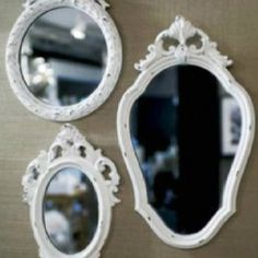Mirrors...