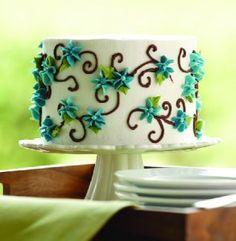 Wilton Method Course 1 Cake