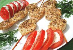 Provánszi csirketekercsek Mozzarella, Shrimp, Sausage, Food, Sausages, Essen, Meals, Yemek, Eten