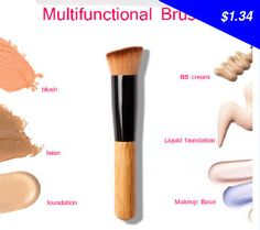 Great item for everybody. 1PCS High Quality Powder Brush Wooden Handle Multi-Function Blush Brush Mask Brush Foundation Makeup Tool Free Shipping - US $1.34 http://outletshopping3.com/products/1pcs-high-quality-powder-brush-wooden-handle-multi-function-blush-brush-mask-brush-foundation-makeup-tool-free-shipping/
