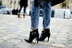 #camillecharriere #street #style #fashion #detail #shoes #onthestreet #pfw