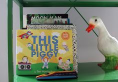 coos & ahhs: Books to Coo About: This Little Piggie