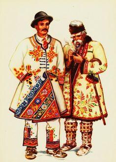 Vladimir Kirin  Folk costume of Osijek, Slavonija, Croatia