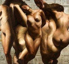 Bruno Surdo, The Artist's Studio on ArtStack #bruno-surdo #art