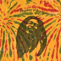 "80's Bob Marley/ボブ・マーリー ""Positive Vibration"" Tシャツ コピーライト入り USA製 表記(XL) | *T-shirts | | LABORATORY/BERBERJIN R"