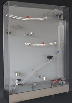 Escape - 2015 Trampolines, Rolling Ball Sculpture, Marble Art, Marble Runs, Marble Tracks, Marble Machine, Marble Games, Math Crafts, Drawing Machine