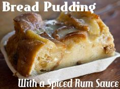 New Bread Pudding